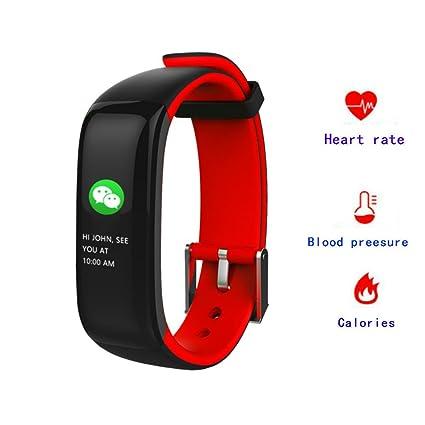 Amazon.com: HANGANG Fitness Smartwatch, Fitness Tracker IP67 ...