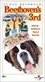 Beethoven's 3rd [VHS]
