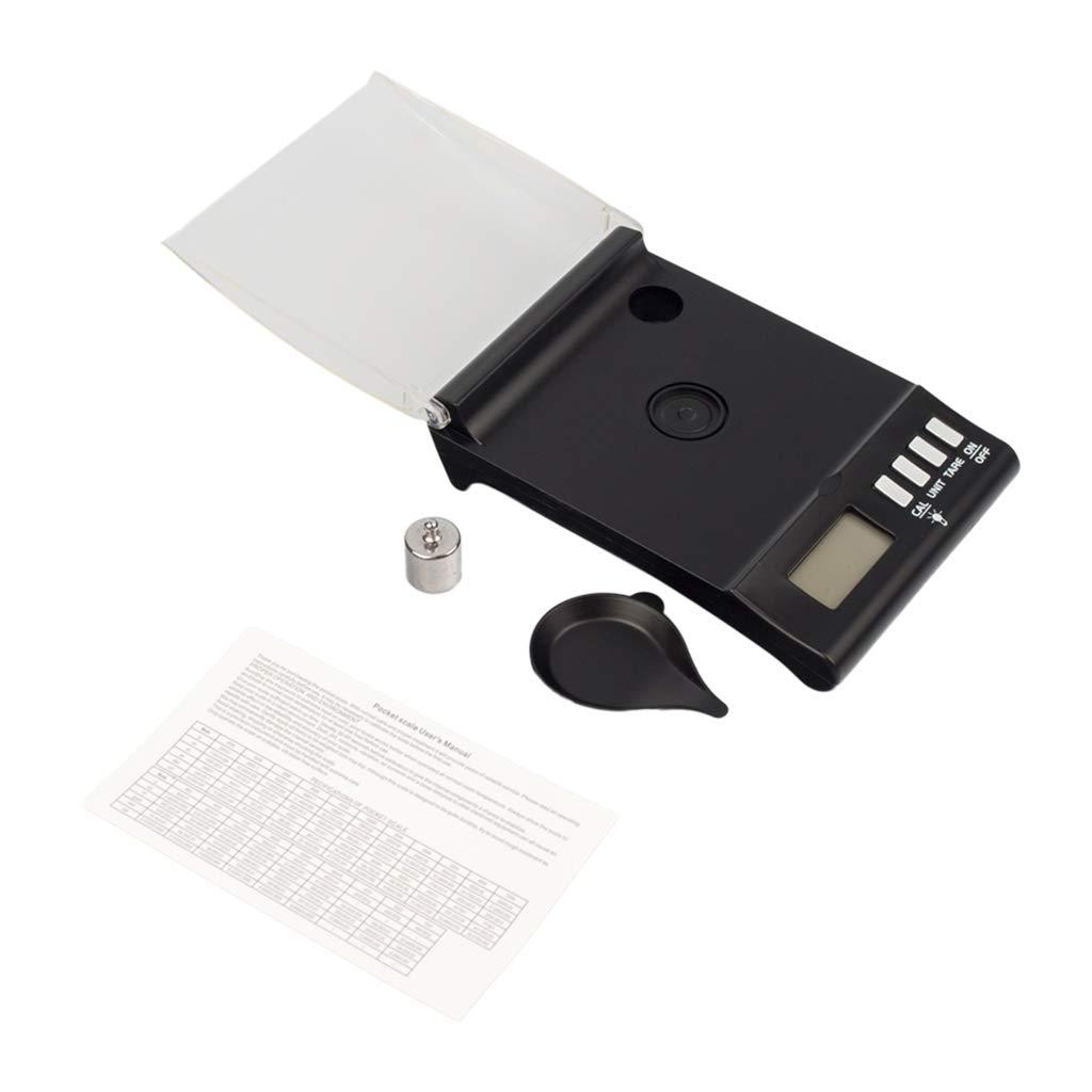 Shiwaki 30g X 0.001g Digital Reloading Scales Powder Lab Jewelry Diamond Karat Gram