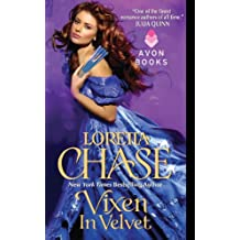 Vixen in Velvet (The Dressmakers Series Book 3)