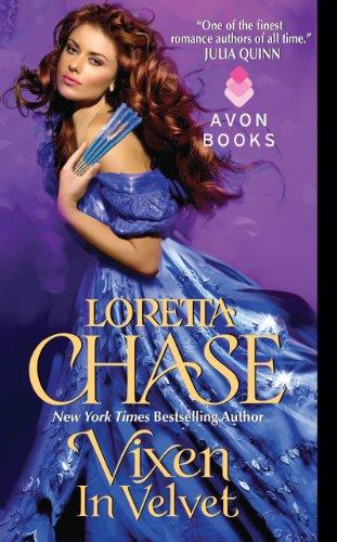Vixen in Velvet (The Dressmakers Series Book 3) ()