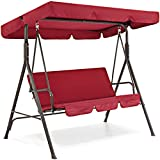 Best Outdoor Gliders - Best Choice Products Outdoor 2 Person Patio Canopy Review