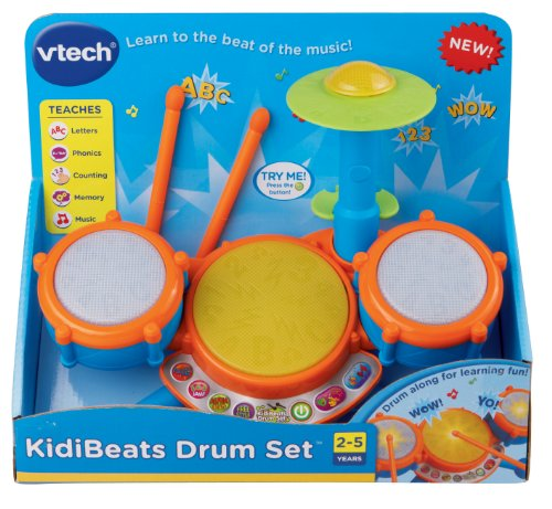 5df9631f8 Buy VTech KidiBeats Drum Set Online at Low Prices in India - Amazon.in