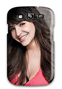Cute Appearance Cover/tpu Anushka Sharma 2013 Case For Galaxy S3 4320726K45667358