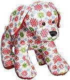 "Webkinz Snowflake Pup Plush Toy, 8.5"""