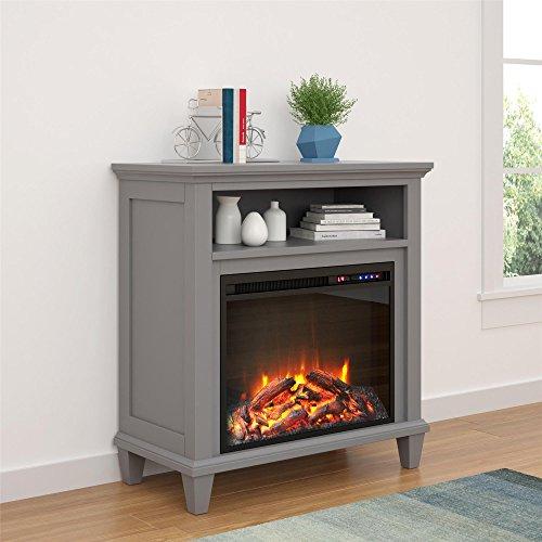 Novogratz DE26036 Lytton Electric Fireplace 32
