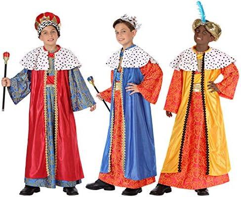 Atosa-32132 Atosa-32132-Disfraz Rey Mago niño Infantil-Talla Color ...
