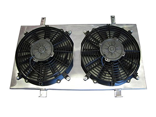 ISR Performance Radiator Fan Shroud Kit - Nissan SR20DET ()