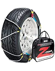 Security Chain Company Z-Chain Extreme Performance Cable Tire Traction Chain - Set of 2