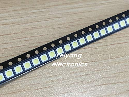 Value-Trade-Inc - 500pcs Lextar LED Backlight High Power LED 1.8W 3030 6V Cool white 150-187LM PT30W45 V1 TV Application 3030 smd led diode
