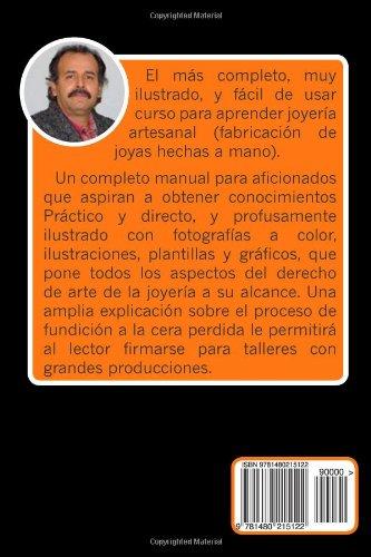 Curso para aprender joyeria por soldadura y fundicion a la Cera perdida (Spanish Edition): Sr F Remesal: 9781480215122: Amazon.com: Books