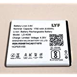 SD Battery For LYF Flame 7 LS-4006 (With 6 Months Seller Warranty)