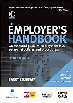 Book The Employer's Handbook: An Essential Guide to Employment Law, Personnel Policies and Procedures 5th edition