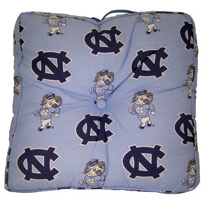 College Covers International North Carolina Tar Heels Floor Pillow