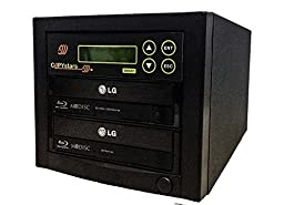 Copystars Blu Ray Duplicator 16X BD-R BDXL CD Dvd Burner Duplicator 1 to 1 Target Tower