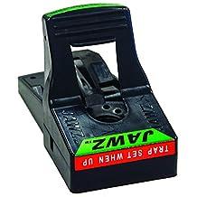 JT Eaton 410BULK Jawz Plastic Rat Trap, for Solid or Liquid Bait (Pack of 12)