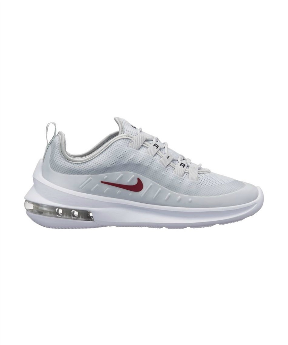 Nike Wmns Air MAX Axis, Zapatillas de Running para Mujer 36.5 EU Dorado (Pure Platinum/Red Crush/Black 003)