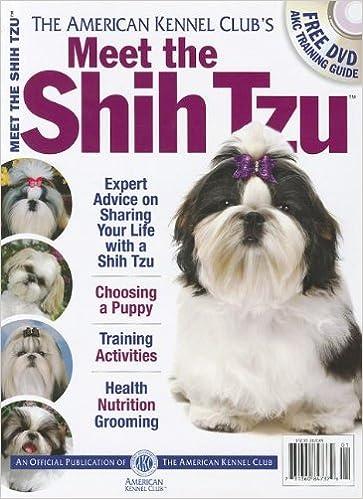 Meet The Shih Tzu Akc Meet The Breed Series American Kennel Club