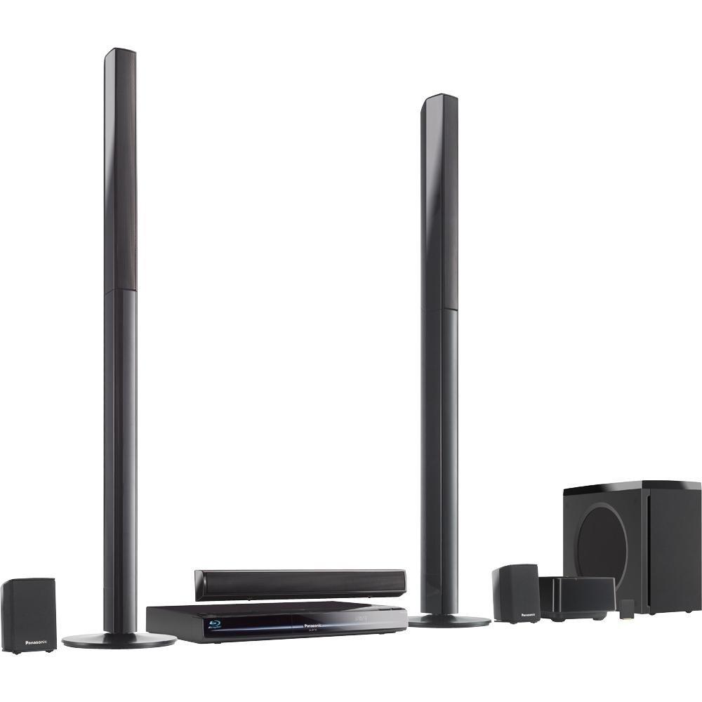 Amazon.com: Panasonic SC-BT730 5.1 Blu-ray Home Theater System ...