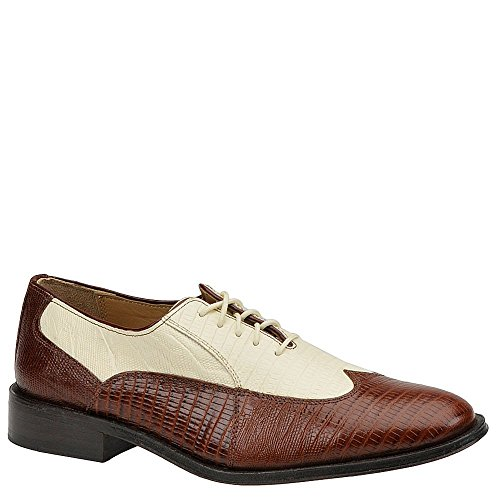 Giorgio Brutini Mens Melby Oxford Mid Brown / Osso