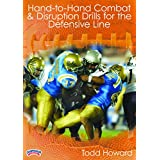 Championship Productions FD-3048 Todd Howard: Hand-to-Hand Combat and Disruption Drills for the Defensive Line DVD