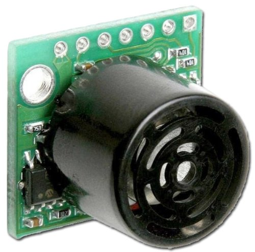 Ultrasonic-Distance-Sensor