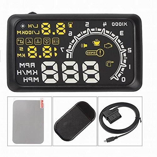2017 Auto HUD Head Up GPS Navigation SUV W02 5.5