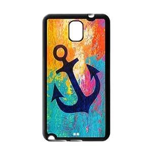 Fashion Custom Anchor Durable Protection Hard Cover Case For Samsung Galaxy Note 3 III TPU hjbrhga1544