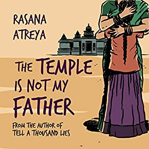 The Temple Is Not My Father Audiobook