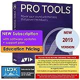 Avid Pro Tools 2019 Academic Annual Subscription