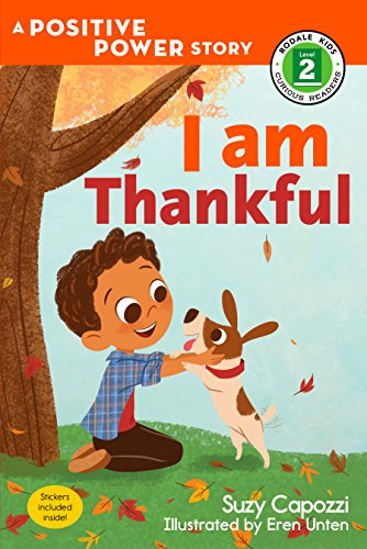 I Am Thankful (Rodale Kids Curious Readers/Level 2)