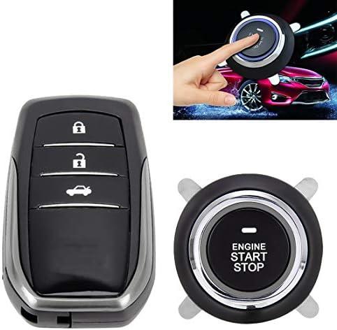 車のボタンのプッシュスイッチ スマートキーレス車は、トヨタのための適合車エンジンスタートストップスイッチの車のプッシュスタートスイッチを切り替え
