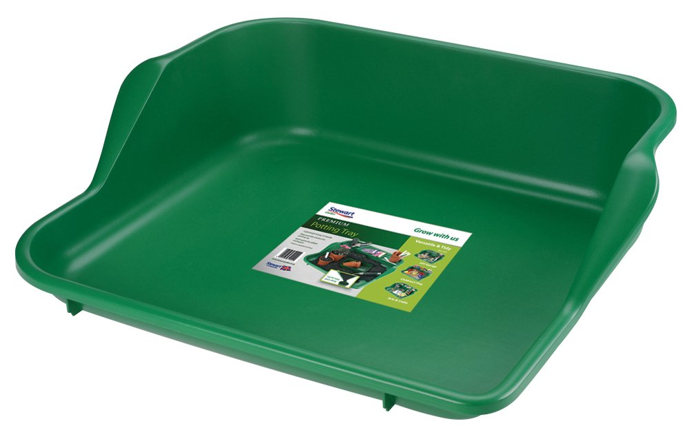 Black Stewart 2310005 64.5 cm Potting Tray