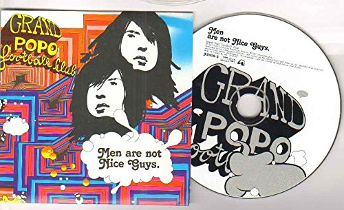 GRAND POPO FOOTBALL CLUB - MEN ARE NOT NICE GUYS - CD (not vinyl) ()