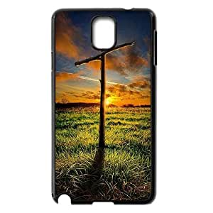 DDOUGS Cross High Quality Cell Phone Case for Samsung Galaxy Note 3 N9000, Personalized Cross Case
