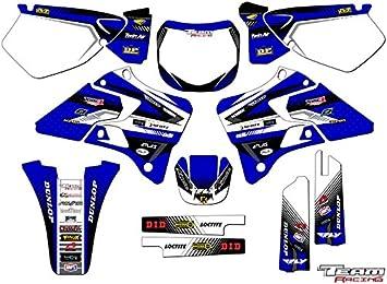 ANALOG Complete Kit Team Racing Graphics kit compatible with Yamaha 2002-2014 YZ 85
