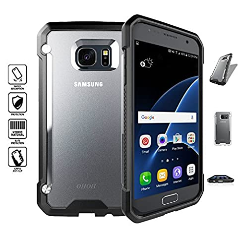 OHOH Hero Series Galaxy S7 Edge Case Superior Protection Force and Impact Resistance Case Retail Package for Galaxy S7 (One Direction Phone Case Cheap)