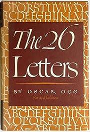 The 26 Letters af Oscar Ogg
