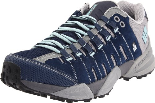 COLUMBIA MASTER OF FASTER LOW OUTDRY LTR WMNS Blue/Gray