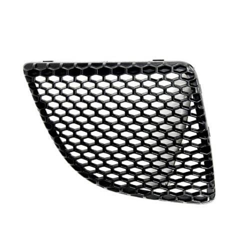 CarPartsDepot 400-371459-02, Front Grill Grille Raw Mat Black W/O Pkg Rh GM1200522 10435388