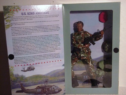 "12"" GI Joe Classic Collection GI Jane U.S. 82nd Airborne for sale  Delivered anywhere in USA"