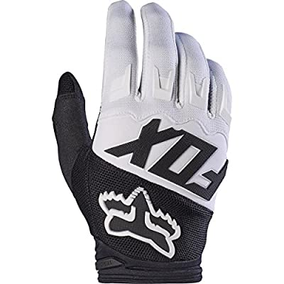 2017 FOX Dirtpaw MX Motocross Gloves - Black / White