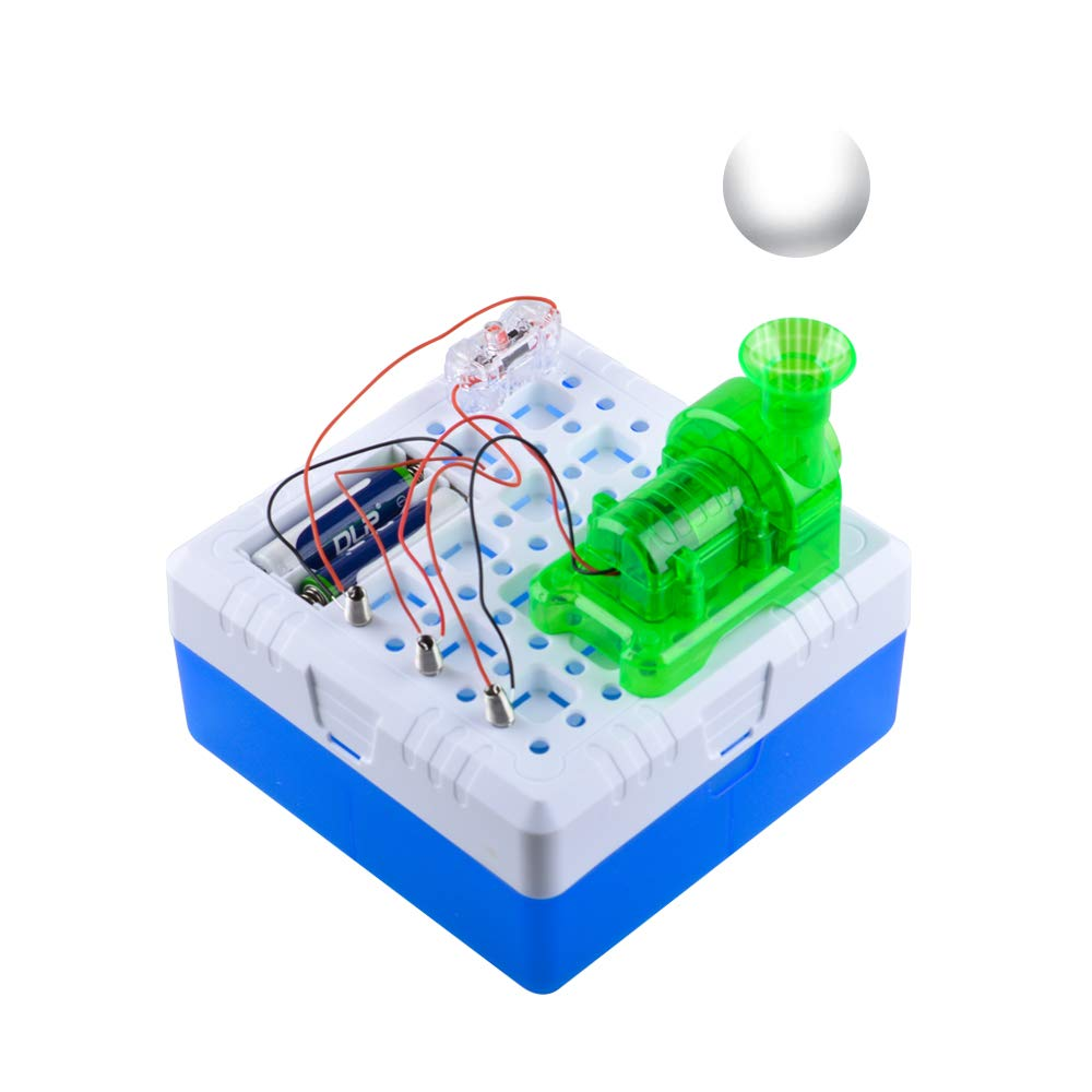 Best Gifts KIDTOY Science Kits Stem Snap Circuits for Boys Kids