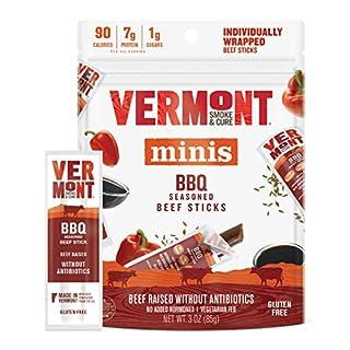 Vermont Smoke & Cure Abf Bbq Beef Sticks, 3 Oz