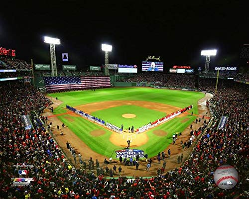 Fenway Park Boston Red Sox 2018 World Series Photo (Size: 8