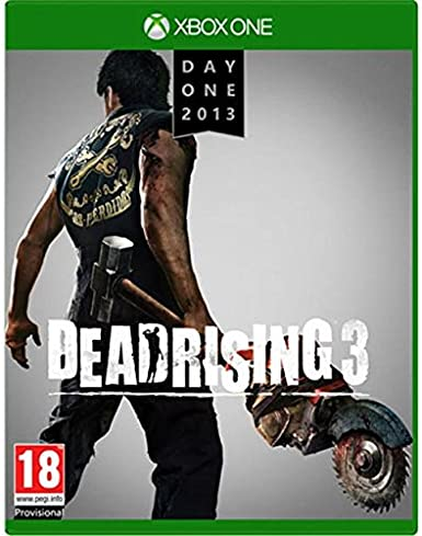 Dead Rising 3 - Day One Edition: Amazon.es: Videojuegos