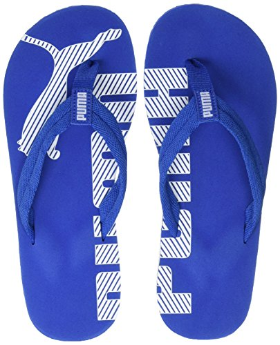 Azul V2 puma Chanclas Turkish Sea White Unisex Adulto Flip Epic Puma F6wnqCYfx