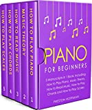 #7: Piano: For Beginners - Bundle - The Only 5 Books You Need to Learn Piano Fingering, Piano Solo and Piano Comping Today (Music Best Seller Book 36)