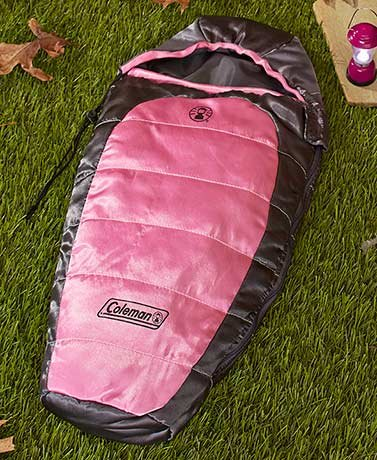 "Price comparison product image Coleman 18"" Doll Sleeping Bag Set Exclusively made by Sophia's"