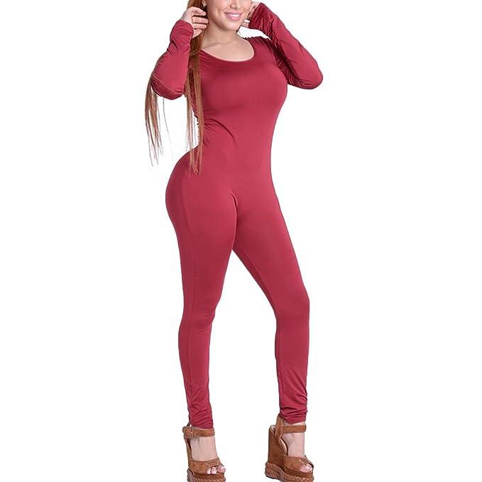 Amazon.com: ChicFOR – Mono de mujer de otoño e invierno de ...
